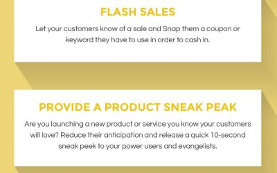 Snapchat Marketing: 9 Ways to Use Snapchat for Business