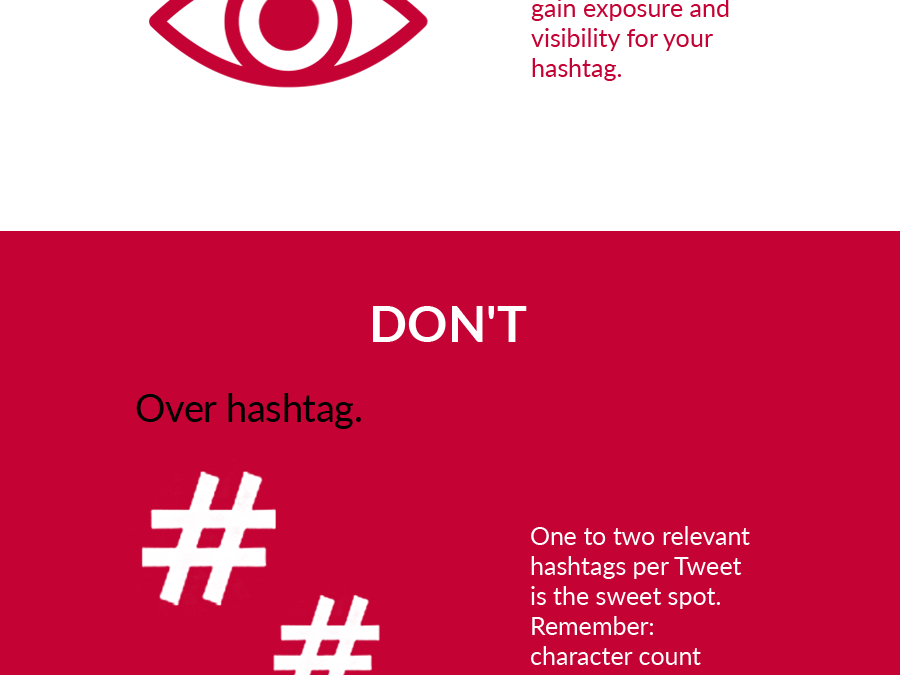 10 Hashtag Dos & Don'ts for a Better Social Media Marketing Strategy