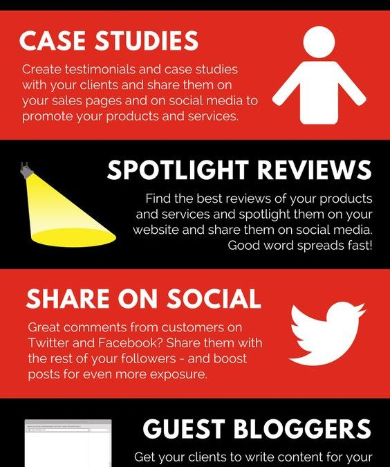 6 Ways to Promote Your Business With User Generated Content