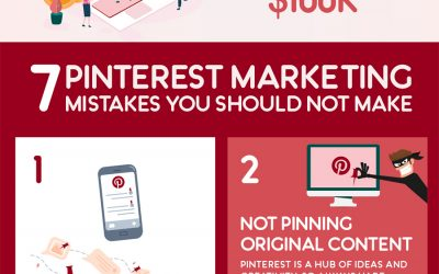 7 Pinterest Marketing Mistakes You Should Avoid
