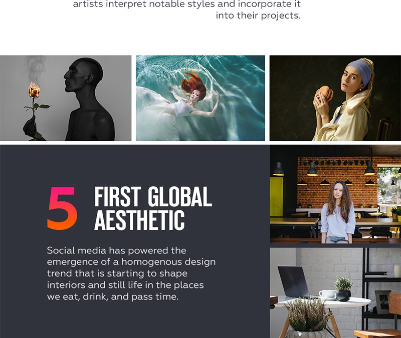 9 Visual Trends for 2019 & How They Affect Your Marketing Strategy