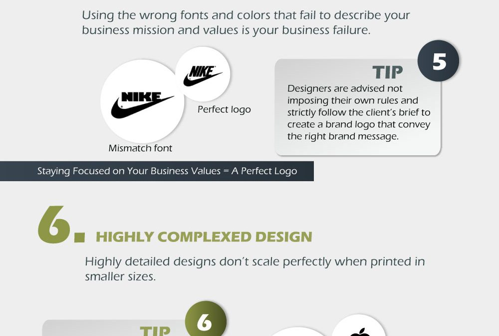 10 Critical Mistakes to Avoid When Creating a New Logo