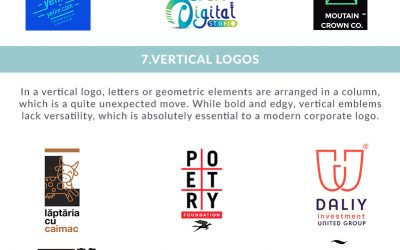 13 Logo Design Trends for 2019: How Modern is Your Business Logo?