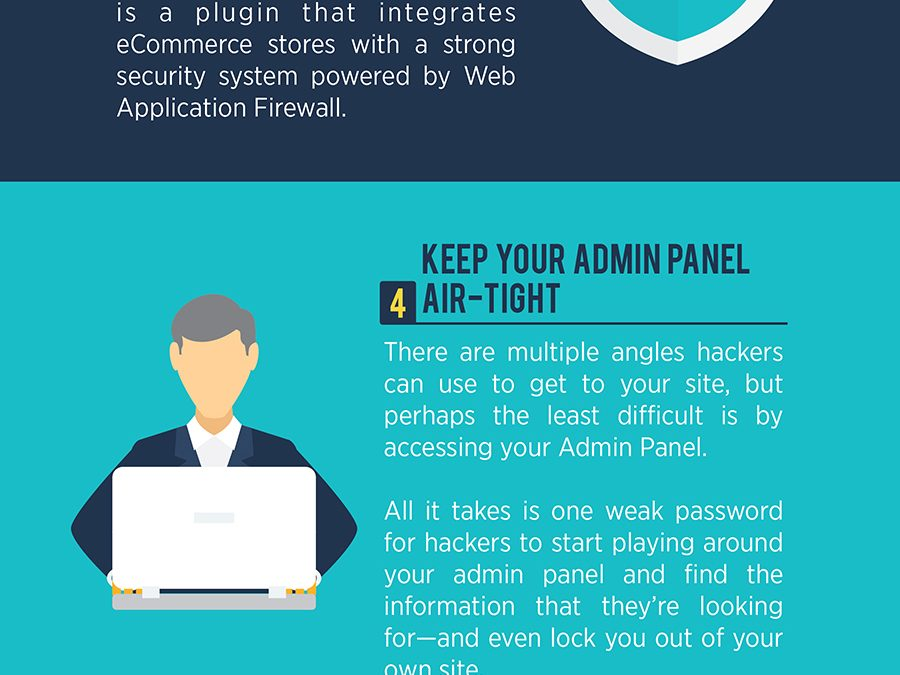 Ecommerce Website Security: 8 Tips to Keep Your Business & Customers Secure