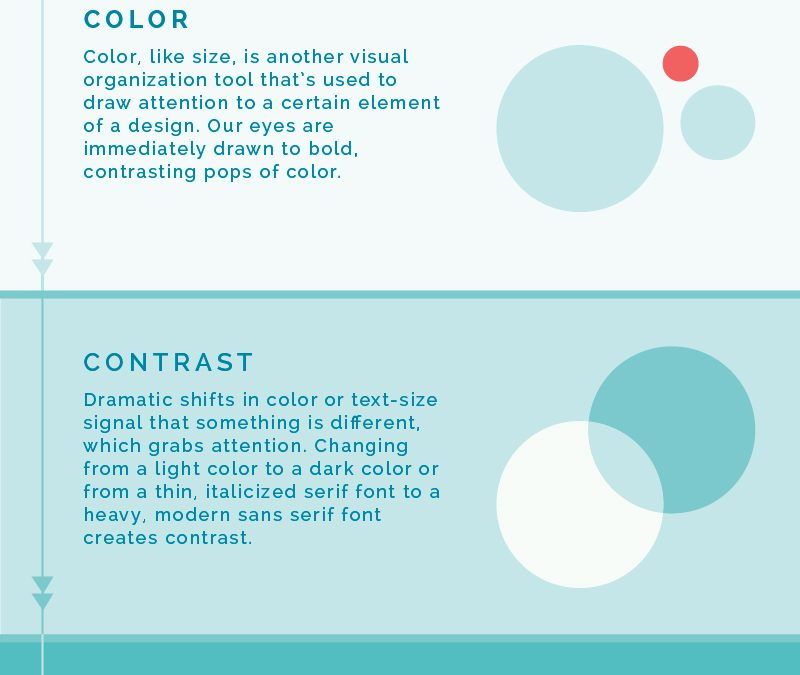Web Design Basics: 5 Elements of Visual Hierarchy Every Non-Designer Must Know