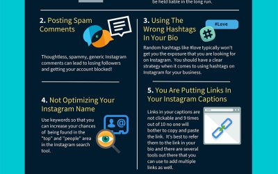 10 Dangerous Instagram Marketing Mistakes That Could Get You Blacklisted